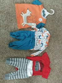 Boys 3 month outfits Waupaca, 54981