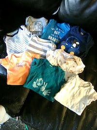 toddler's assorted clothes Alliance, 44601