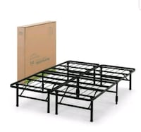 Spa Sensations Steel SmartBase Twin size Bed Frame Fairfax