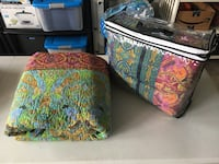 Multi Colored Quilted Covers (Huntington Beach) Huntington Beach, 92646