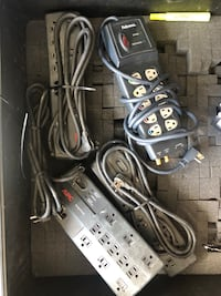Extension cords w/ surge protection