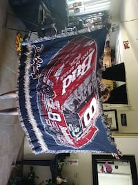 Dale Earnhardt 8 Nascar throw blanket North Las Vegas, 89031