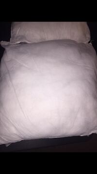 6 new size small/medium pillow squares  56 km