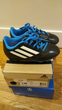 Adidas for kids boy size 13. Paterson, 07505