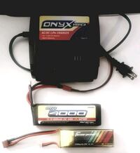 Onyx Charger with two batteries