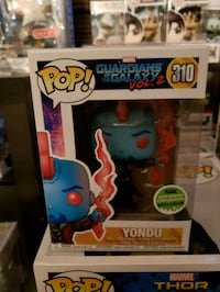Guardians of the Galaxy: Yondu funko  Richmond Hill, L4C 9V5