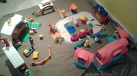 Ensemble Fisher Price Little people Longueuil