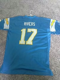 Chargers jersey Riverside, 92503