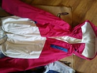 red and white zip-up jacket Moncton, E1C 2S2