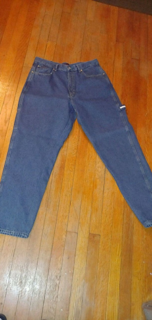 f1a54aab0 Used Men's Vintage Tommy Hilfiger Carpenter Jeans for sale in Union ...