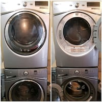 Whirlpool duet steam washer and steam dryer  Pickering, L1V 3Z1