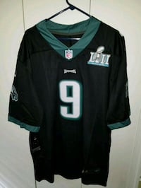 Eagles Nick Foles limited midnight green home Jersey  Fairfax, 22032