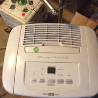 Frigidaire 25 Pint Dehumidifier Dale City