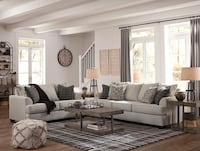 New 2pc sofa and love seat set tax included free delivery 2395 mi