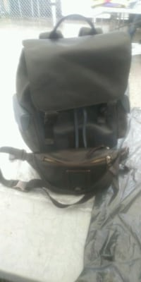 BRand New COACH Backpack w/murse Vancouver, V6A 1K9