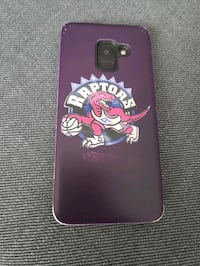 Raptors phone case Samsung