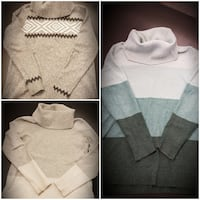 All 3 Sweaters for $30!! Vaughan, L6A 0K1