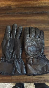 Harley Davidson cold weather riding gloves Seattle, 98106