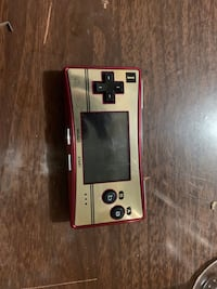 GBA micro famicon 20th year anniversary with games  Kelowna, V1X 7A9