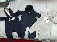 Snow suits for baby 0-3 Calgary, T3K 5P5