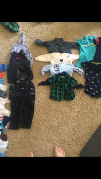 6-9 month boy clothes  Omaha, 68134
