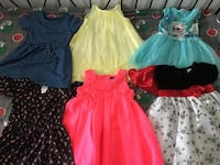 Girls  summer  dresses  size  3 Mississauga, L5V