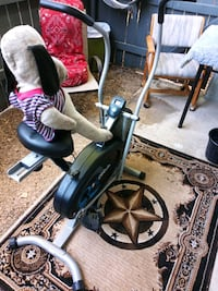 Exercise bike,great condition,gently used!