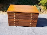 Handmade wooden jewelry chest Woodbridge, 22193