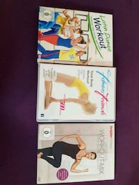 Workout DVD's Coburg