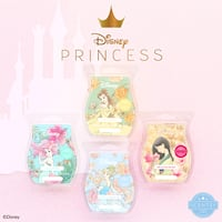Scensty- Disney Princess Set London