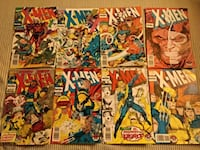 X Men Cómics