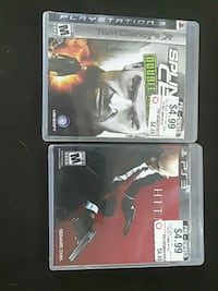 Ps3 games 5 for both Tuscumbia, 35674