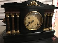 •Antique SESSIONS Mantel Clock• Winnipeg, R3J