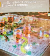 SNAKES & LADFER Shooters Game  Winnipeg, R2L 1H2