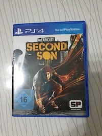 Ps4 Second son Emek, 01080