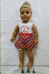 American girl doll Julie  McLean, 22102
