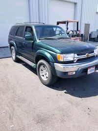 2001 - Toyota - 4 runner bad frame  Bethel