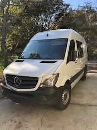 2016 2500 Crew Cab high roof 144 Mercedes Sprinter