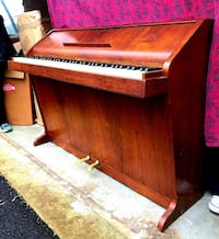 Beautiful Swedish Brodr Jorgensen Piano Oakton