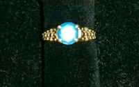 Topaz ring for $30 Knoxville, 21758