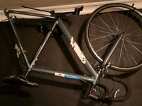 gray and black road bike Victoria, V8T 4N4