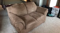 Micro Fibre love seat ... great condition ... have to of them .. $200 each or best offer Calgary, T3L 2Z9