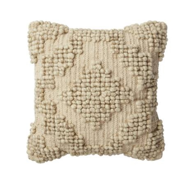 Better Homes and Gardens Aztec Cream Decorative Pillow 2f30ffe8-4112-4cfe-8387-24f706ce984c