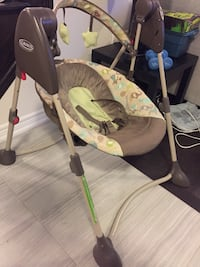 Graco Swing By Me
