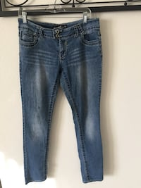 Women's denim jeans, size 11 Ontario, 91761