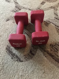 Pair of 8 lb weights Upper Marlboro, 20772