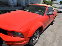 2005 Ford Mustang Compton