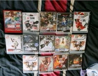 assorted Sony PS3 game cases Calgary, T2Z