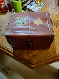 Harry Potter treasure chest collection( first 5 movies)
