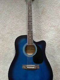 Electric Acoustic Guitar Ayer, 01432